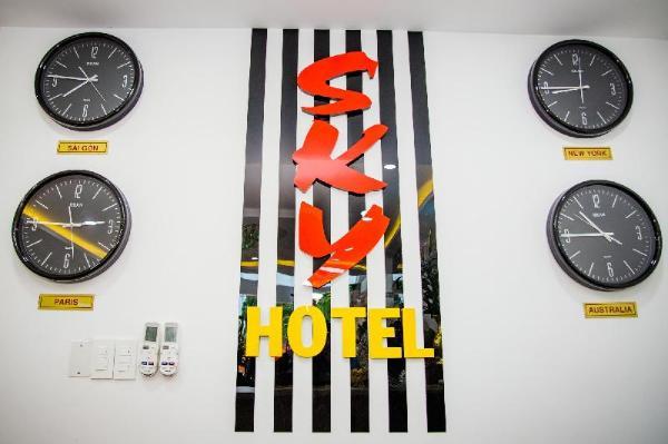 SKY HOTEL 2A so 40 Ho Chi Minh City