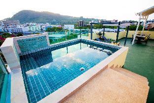 Starlight Boutique Hotel 15BR w/Pool&Gym in Patong วิลลา 15 ห้องนอน 13 ห้องน้ำส่วนตัว ขนาด 400 ตร.ม. – ป่าตอง