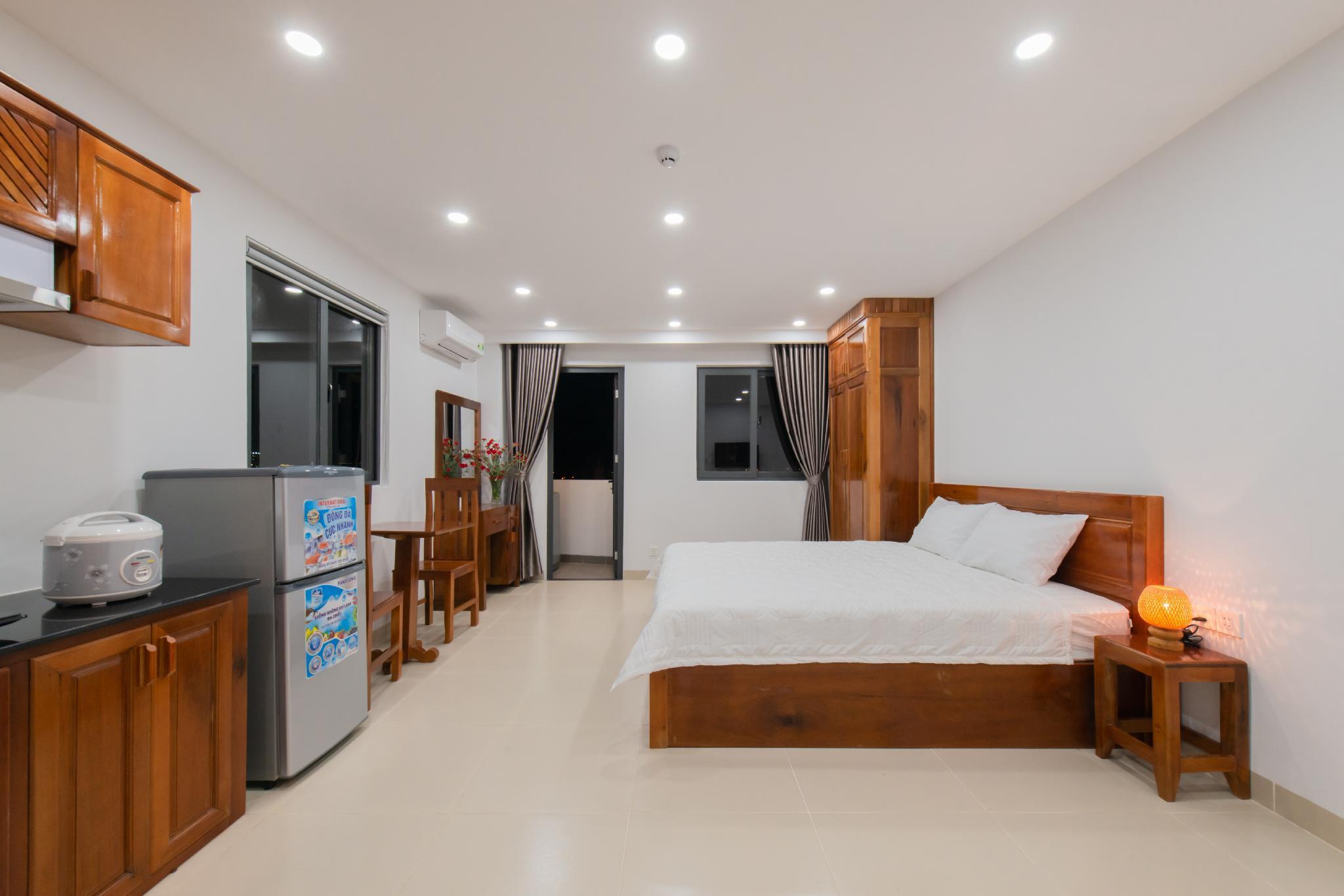 Hoan Chau Luxury Apartment
