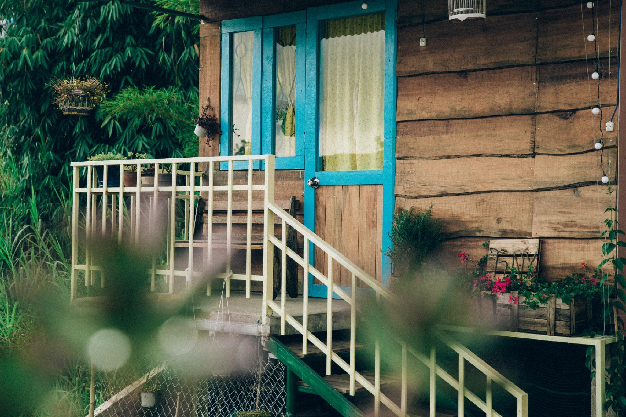 Sunny Hill   Tiny Wooden Bungalow For Couples