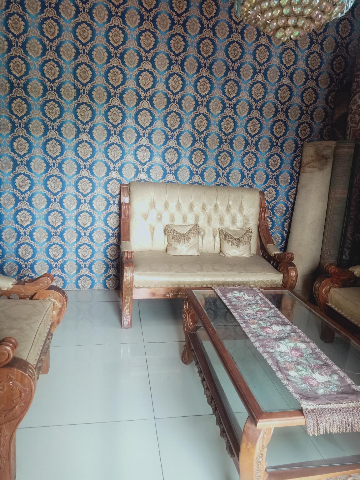 Room Mewah.desain Wallpaper Tersedia Dapur