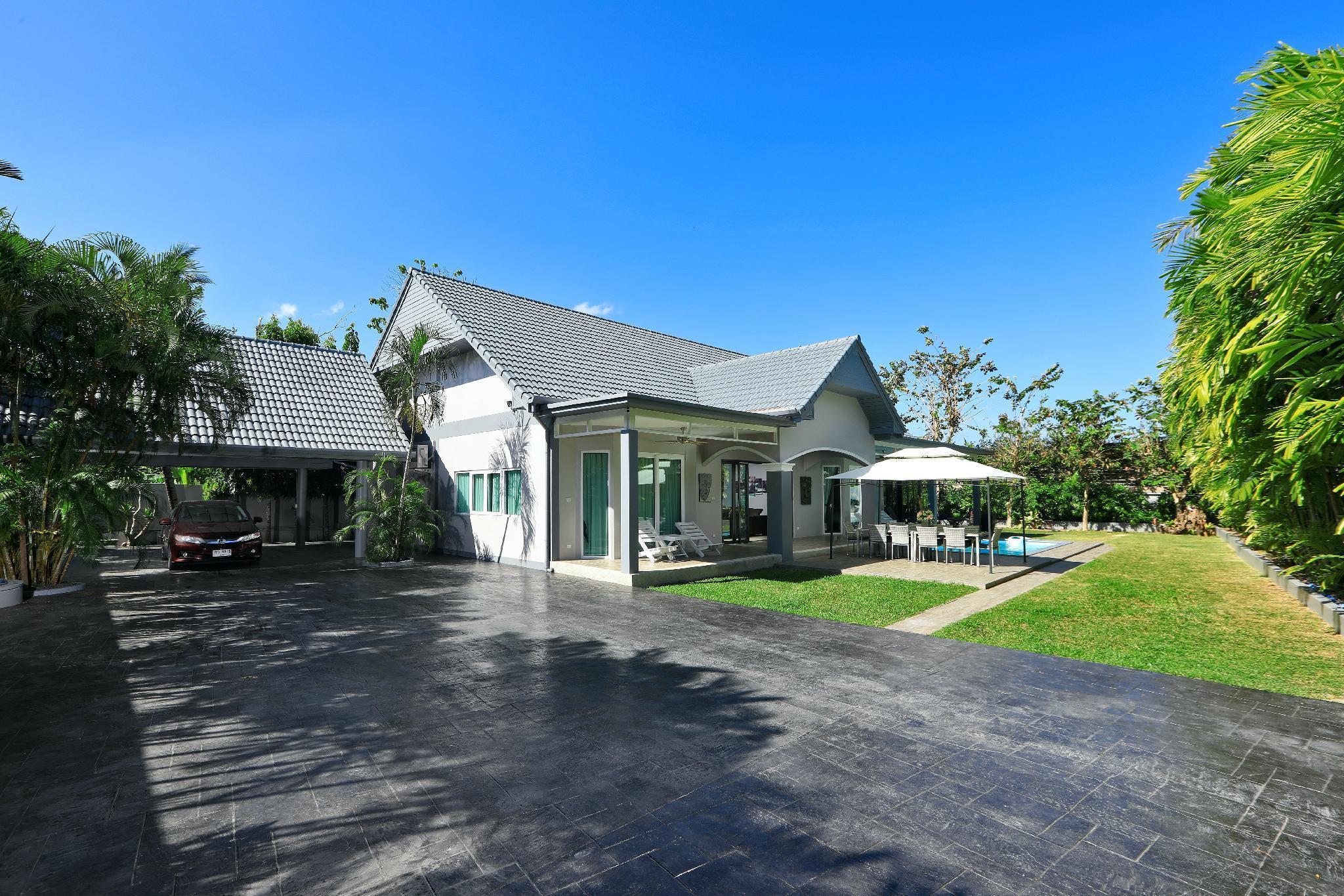 5 Bedroom Kamala Beach Pool Villa วิลลา 5 ห้องนอน 5 ห้องน้ำส่วนตัว ขนาด 300 ตร.ม. – กมลา