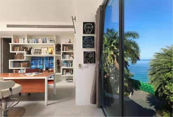 Surin Beach 2bedrooms seaview pool villa Phuket