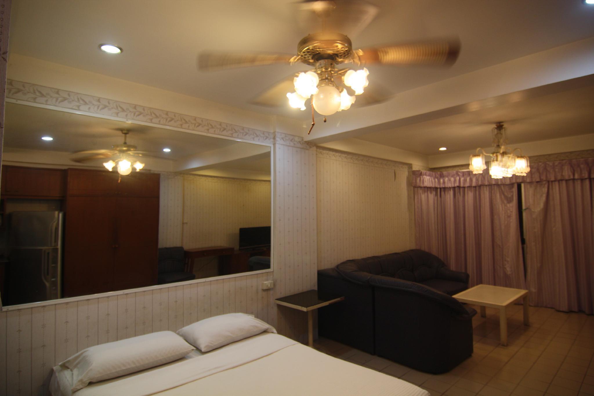 R704 Pattaya tower สตูดิโอ อพาร์ตเมนต์ 1 ห้องน้ำส่วนตัว ขนาด 40 ตร.ม. – ถนนเลียบชายหาด