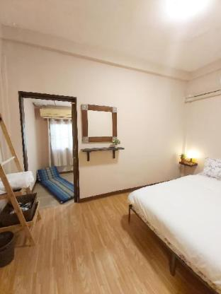 [サイアム]一軒家(96m2)| 3ベッドルーム/2バスルーム Real Bangkok Guesthouse. Live like a real local.