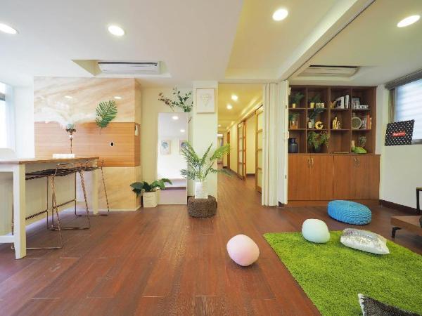 share house D/TechnologyBuilding MRT5M Taipei