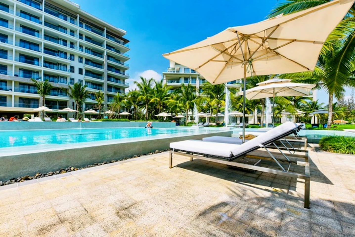 Cozy Villa 4Bedrooms 5stars Resort
