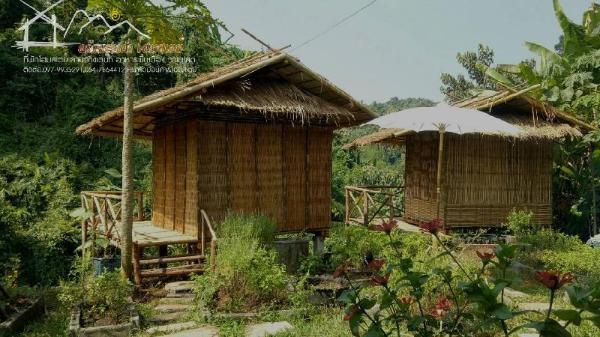 Krua Monkham homestay (Room 1 ) Nan