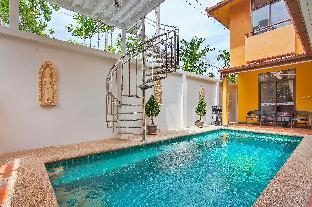 Sunny Villa | 4 Bed Pool Villa in Jomtien Pattaya วิลลา 4 ห้องนอน 4 ห้องน้ำส่วนตัว ขนาด 165 ตร.ม. – หาดดงตาล