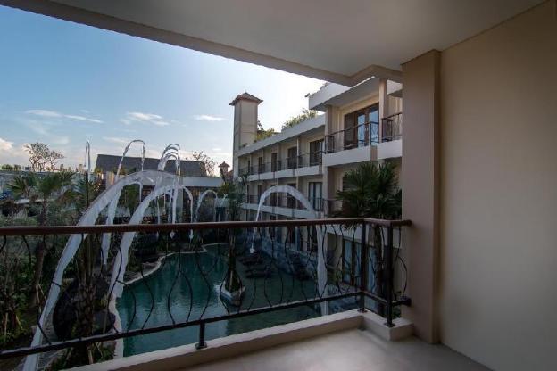 Suite Lagoon View - Breakfast#AUH