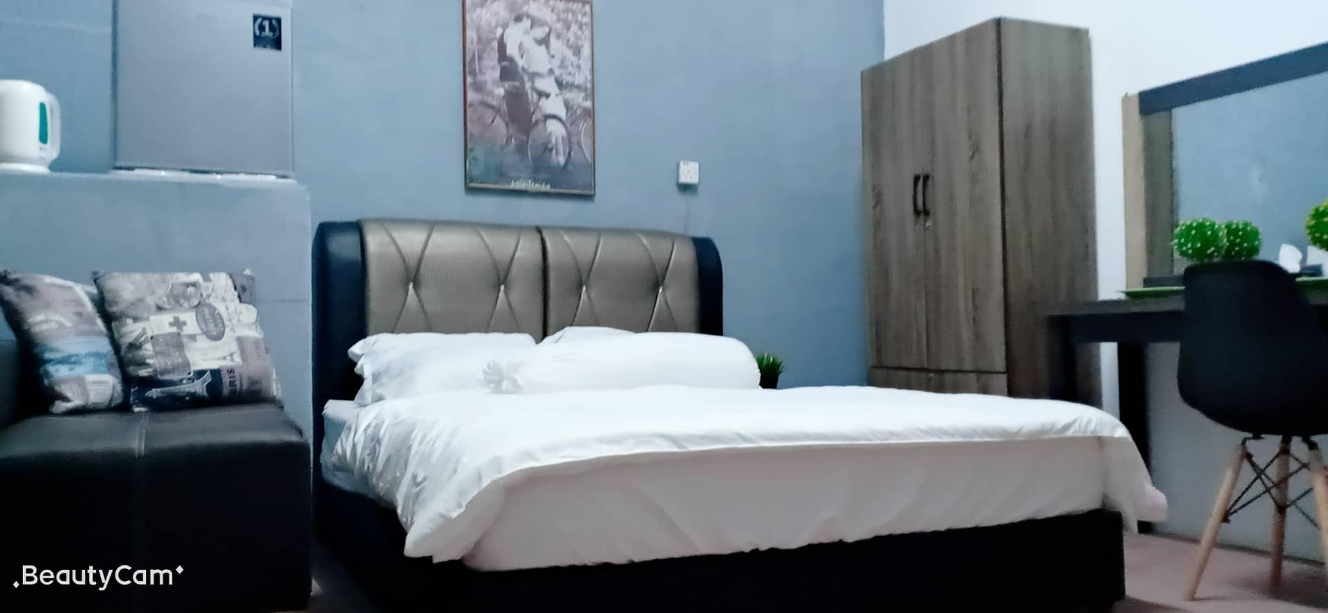 79 PRIVACY ROOM @ MANJUNG HOMESTAY#FREEWIFI#4PAX#