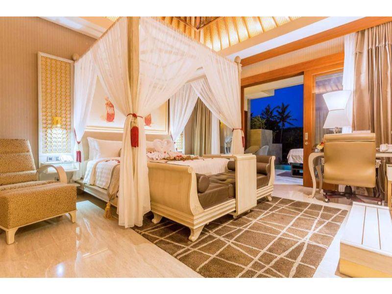 Sutera Garden Villa Private Pool Breakfast SSRS