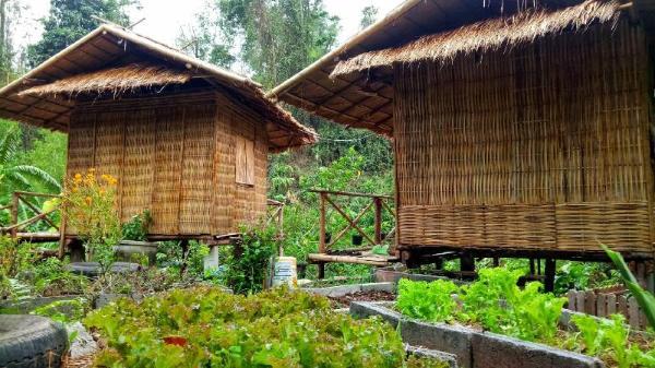 Krua Monkham homestay ( Room 2 ) Nan