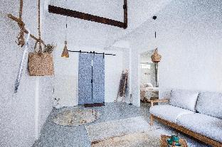 [ラチャダーピセーク]ヴィラ(32m2)| 1ベッドルーム/1バスルーム Boutique homestay/The night market/MRT/Asok RR02