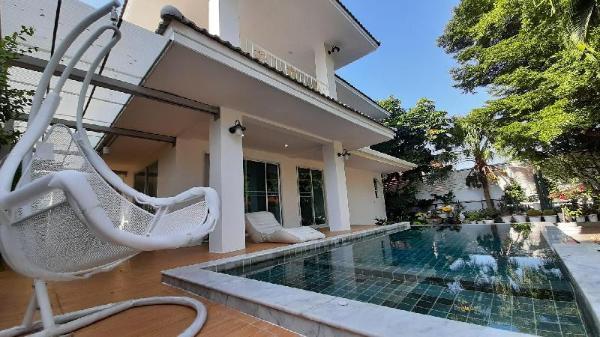 Family Villa w Saltwater & Kids Pool Chiang Mai