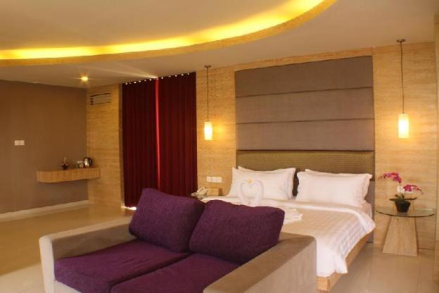 1 Bedroom Privat Pool Villa - Breakfast#GFLV