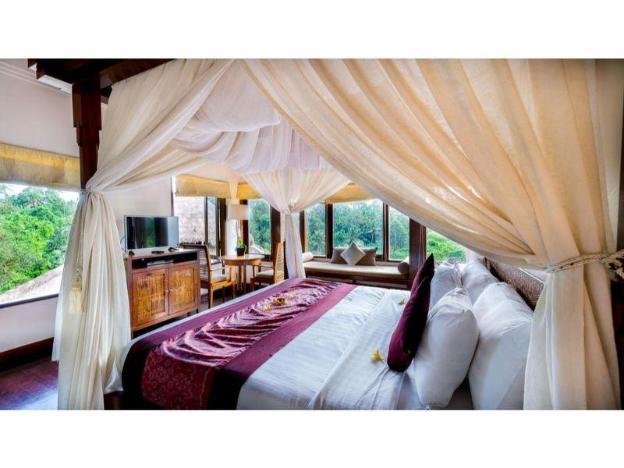 1 Bedroom VillawithPanoramaView-Breakfast#NVUB