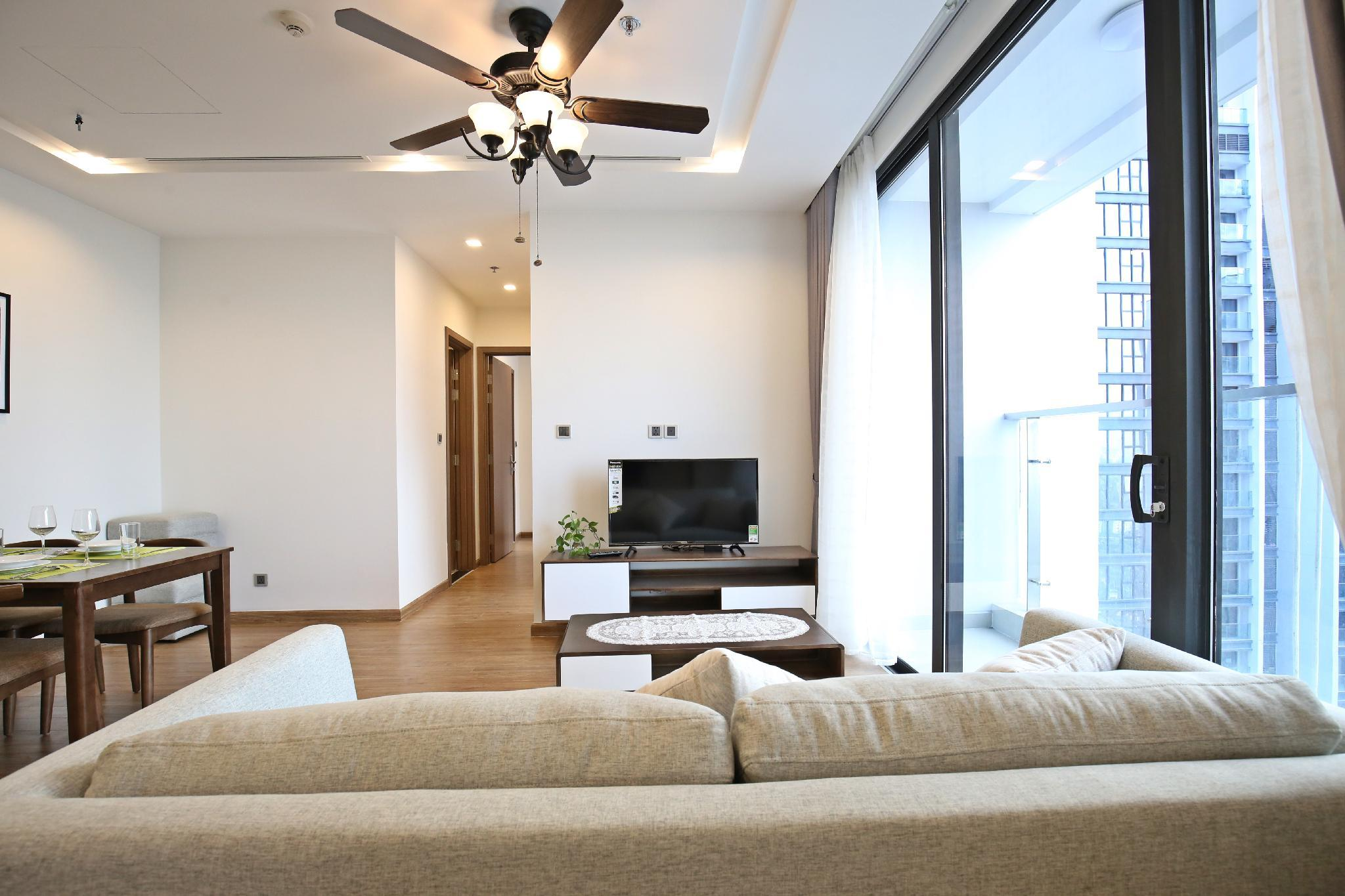 Deluxe Two Bedroom Apartment Hanoi   CityHomes