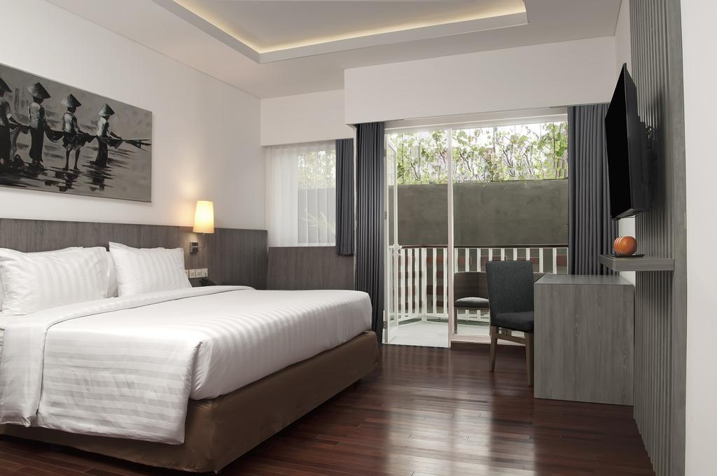 1BR Superior Room Terrace AndBreakfast @Canggu