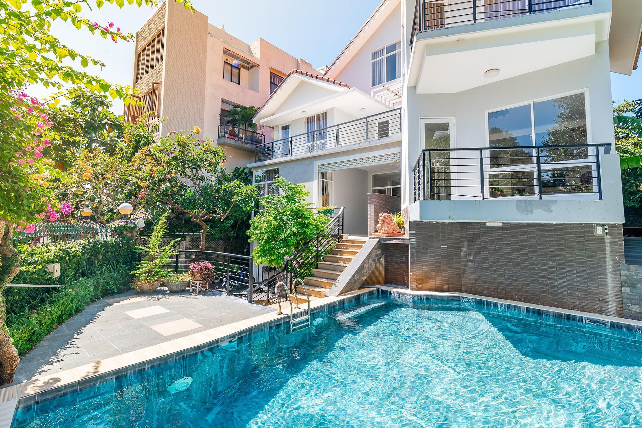 Villa. 12 6A Tran Phu   Seaview 9
