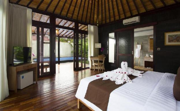 2 Bedroom Pool Villa - Breakfast#VUV
