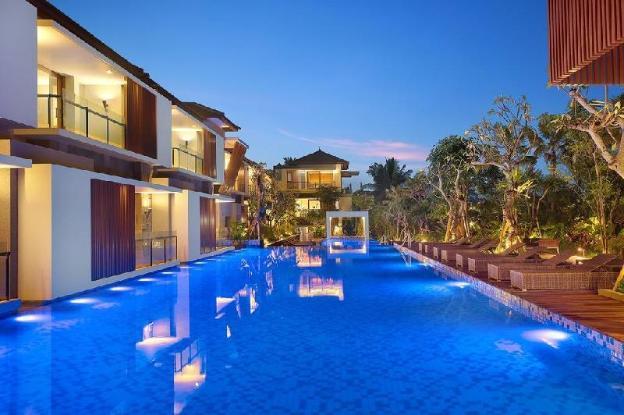1BR. Royal K. Villa private pool & Breakfast