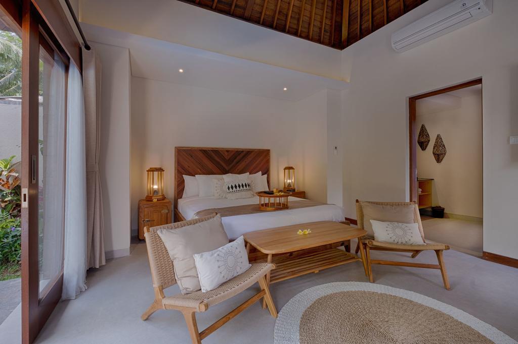 2 BR+PoolVilla+ironing Facilities+Brkfst @ 12 Ubud