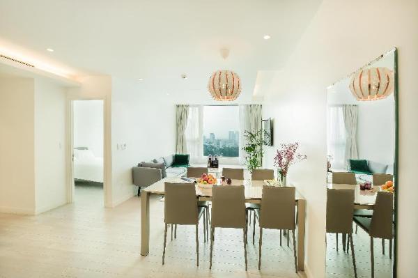 Leman Luxury Apartment Ho Chi Minh City