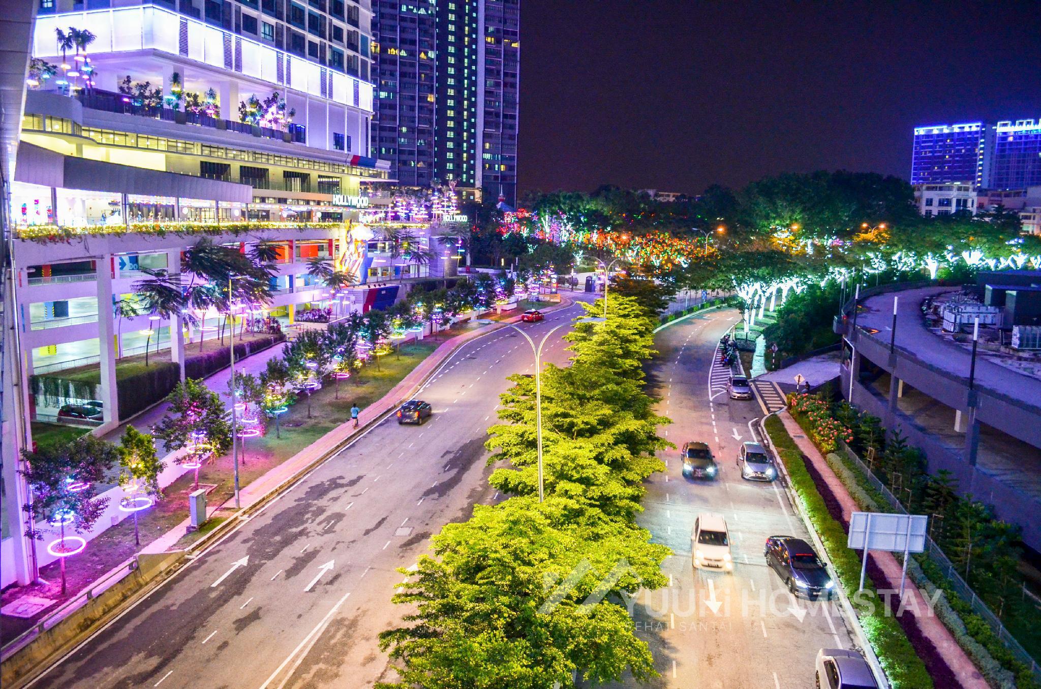 I City @I Soho 2 Bedrooms @ YuukiHomestay  T028