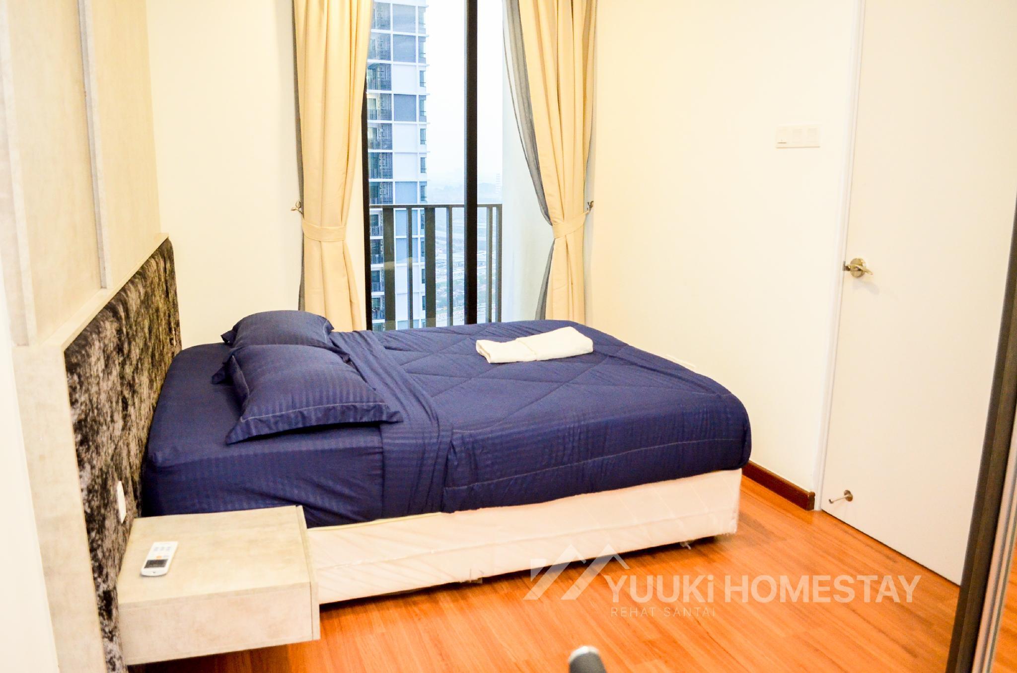 I City @I Soho 1 Bedroom WB @ YuukiHomestay  T038