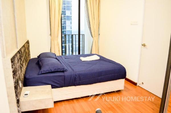 I City @I Soho 1 Bedroom @ YuukiHomestay (T038) Shah Alam