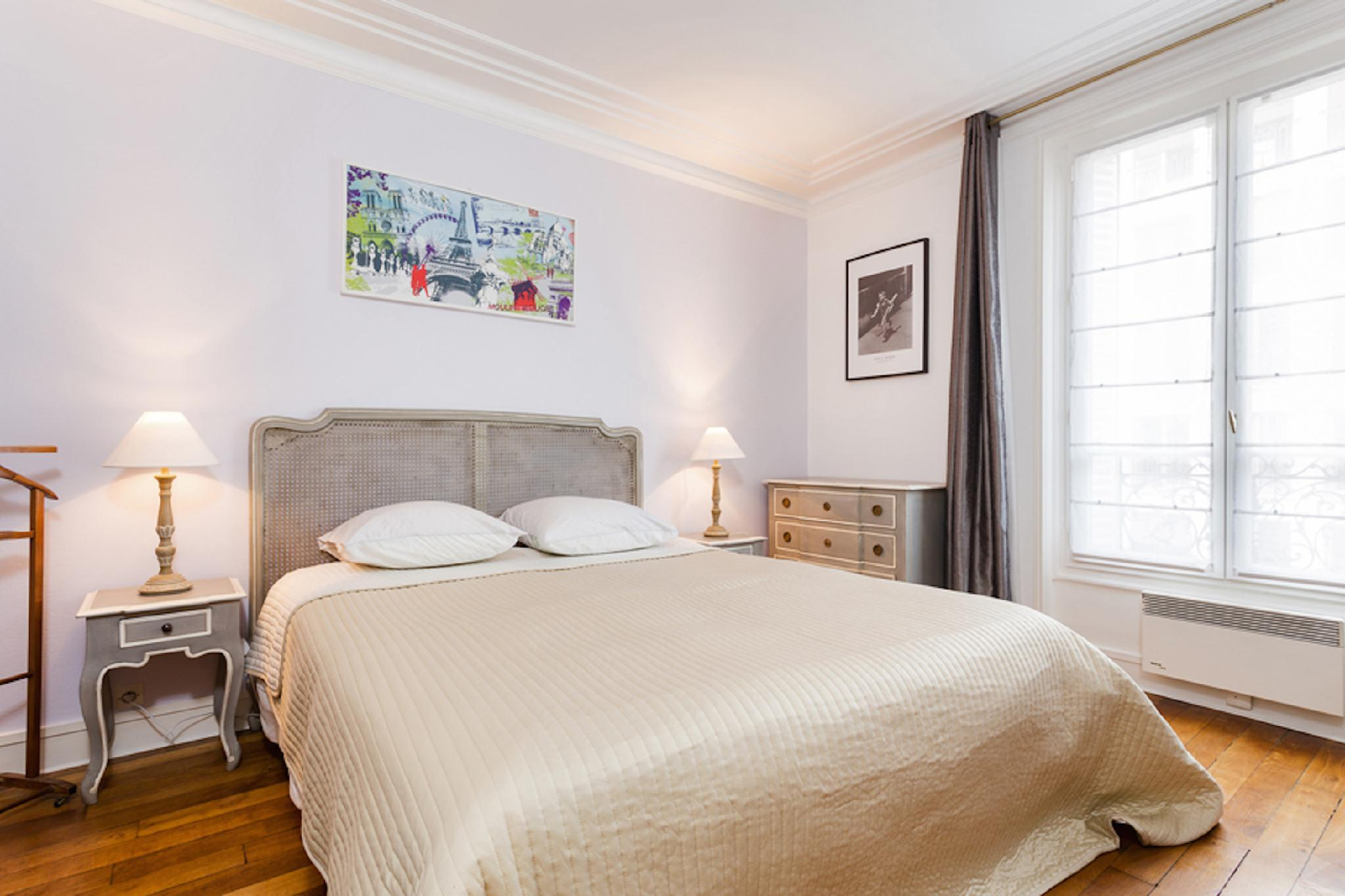 ST GERMAIN- COSY 2BR NEXT TO LE BON MARCHE