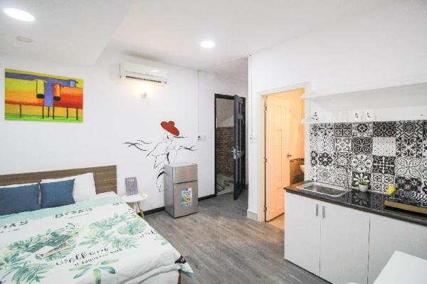 IAM Home 02 - A fantastic cozy studio for 2 person Ho Chi Minh City
