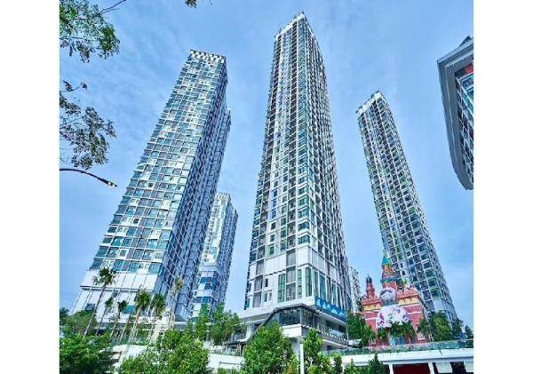 I City @I Soho 1 Bedroom @ YuukiHomestay (T041) Shah Alam