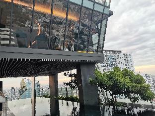 [プラトゥーナム]スタジオ アパートメント(23 m2)/1バスルーム 1BDR close to Platinum& Siam Paragon/ 300m to BTS