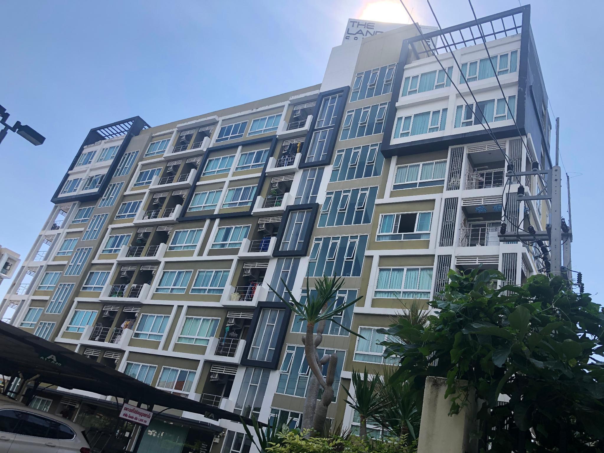Perfect Private Condominium อพาร์ตเมนต์ 1 ห้องนอน 1 ห้องน้ำส่วนตัว ขนาด 27 ตร.ม. – ตัวเมืองระยอง
