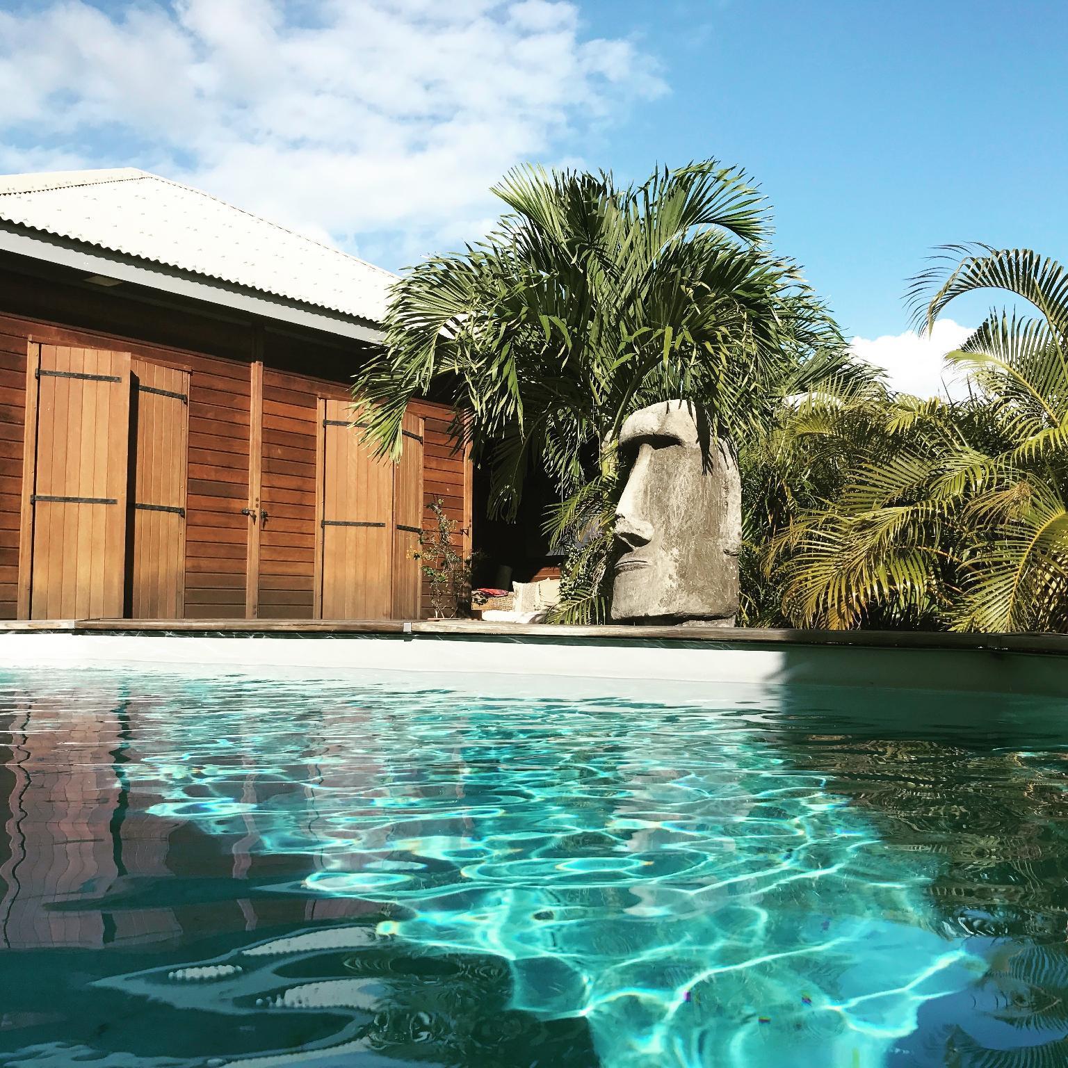 Villa Moai 974