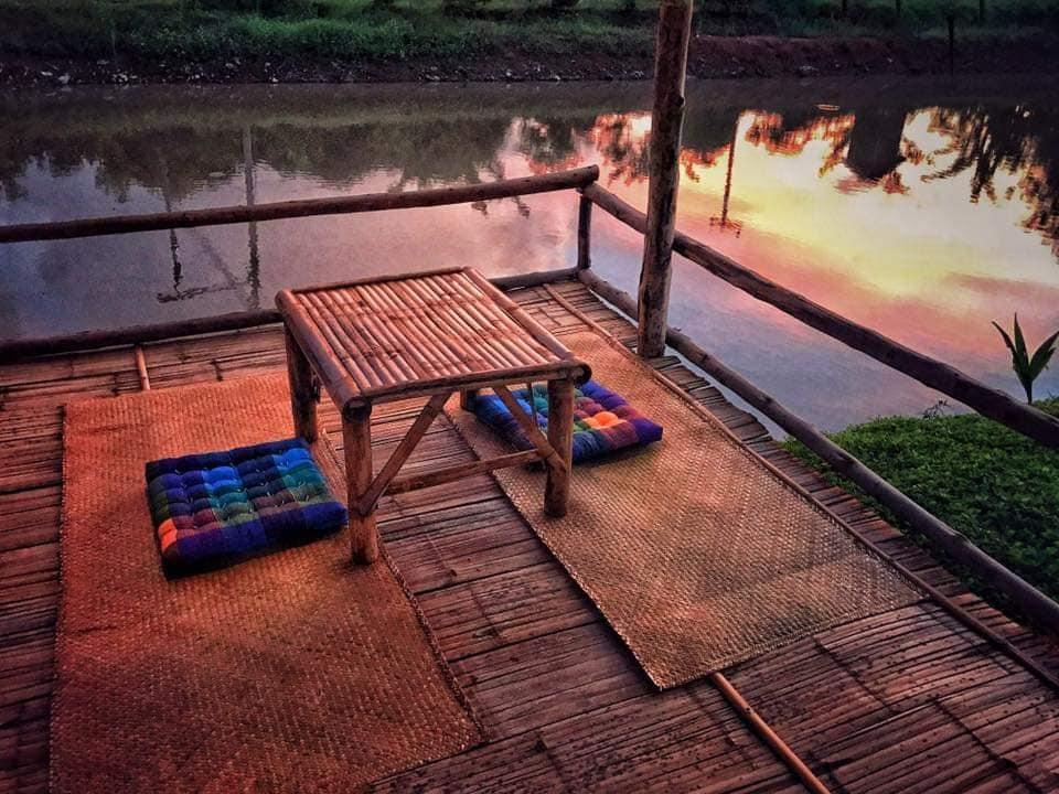 Baan Rai Chy Tung by P&Y Bungalow 3 สตูดิโอ บังกะโล 1 ห้องน้ำส่วนตัว ขนาด 27 ตร.ม. – ไทรโยค