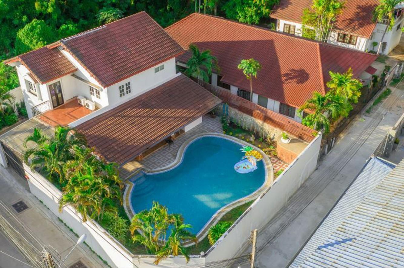 Luxury 4 Bedroom Private Pool Villa in Pattaya วิลลา 4 ห้องนอน 3 ห้องน้ำส่วนตัว ขนาด 360 ตร.ม. – เขาพระตำหนัก