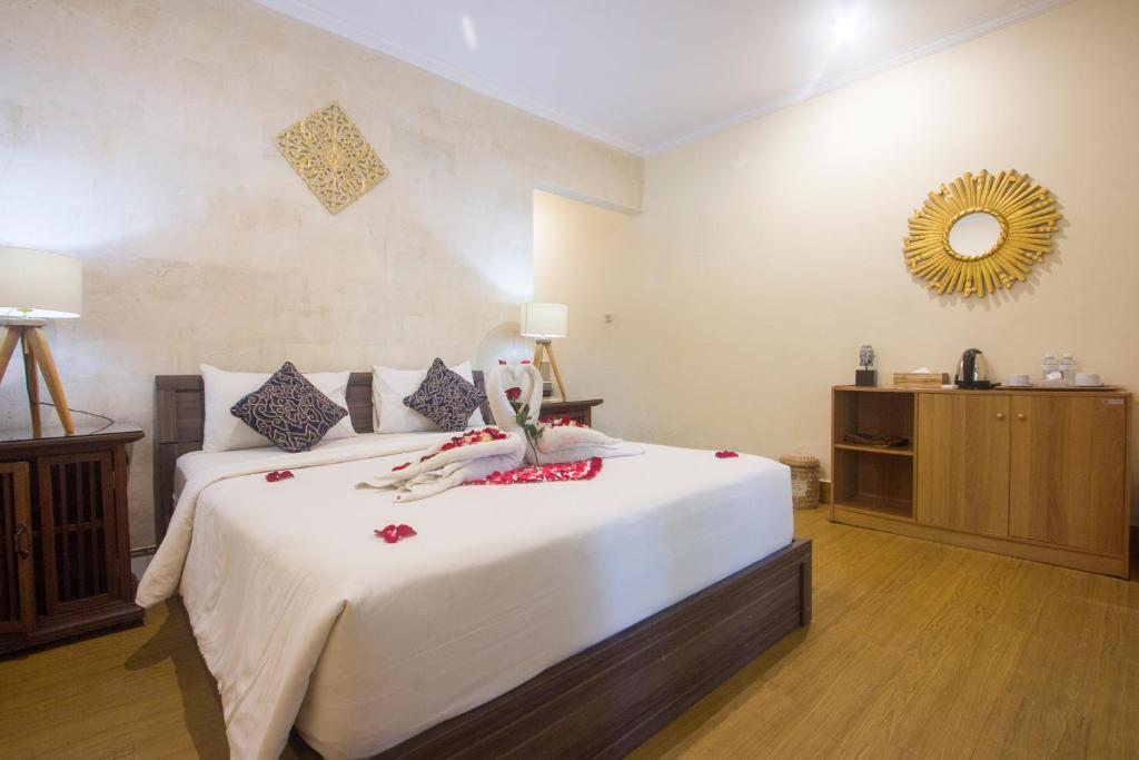 1 Standard Room With OutdoorPool AndBreakfast @Ubud