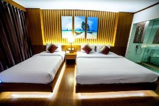 [トンサイ ベイ]アパートメント(60m2)| 1ベッドルーム/1バスルーム Luxurious Family room at the Harbour