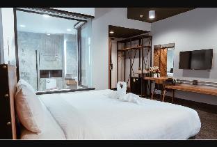 Ou Hotel by Neaw Superior Double Room KingBed 2 สตูดิโอ อพาร์ตเมนต์ 1 ห้องน้ำส่วนตัว ขนาด 34 ตร.ม. – วัดจันทร์