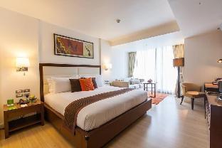 Amazing Central Studio Apartment อพาร์ตเมนต์ 1 ห้องนอน 1 ห้องน้ำส่วนตัว ขนาด 52 ตร.ม. – สุขุมวิท