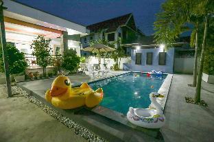 Pool Villa Sattahip  near Beach วิลลา 3 ห้องนอน 2 ห้องน้ำส่วนตัว ขนาด 235 ตร.ม. – ชายหาดสัตหีบ