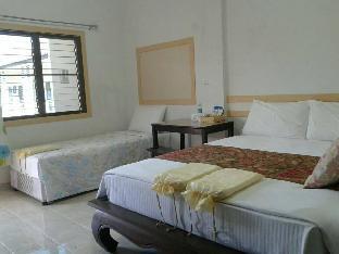 [市内中心部]スタジオ アパートメント(30 m2)/1バスルーム Ban Suan Kularb Surat Thani Fan Room 2