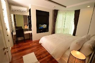 [スクンビット]アパートメント(42m2)  1ベッドルーム/1バスルーム Amazing suite room 10 min walk to BTS Phrom Pong