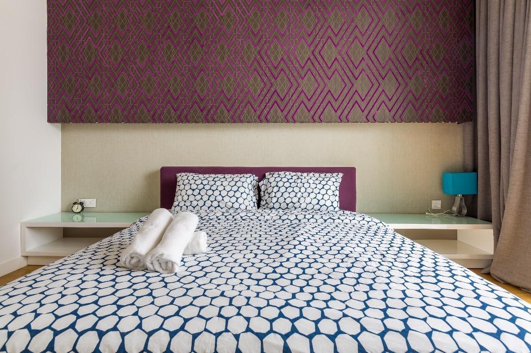 208   2 Bedroom Deluxe @ The Platinum Suites