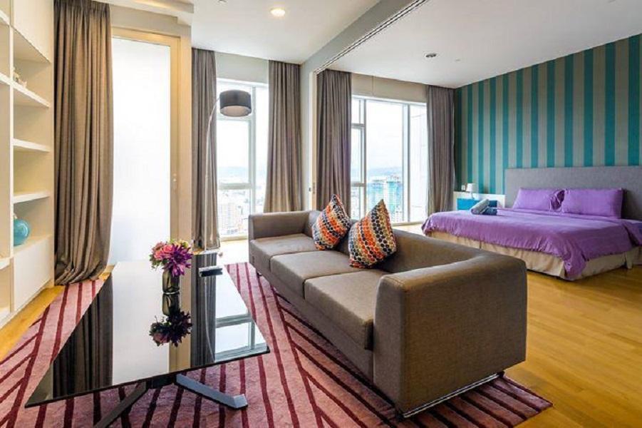 105   1 Bedroom Suite @ The Platinum Suites