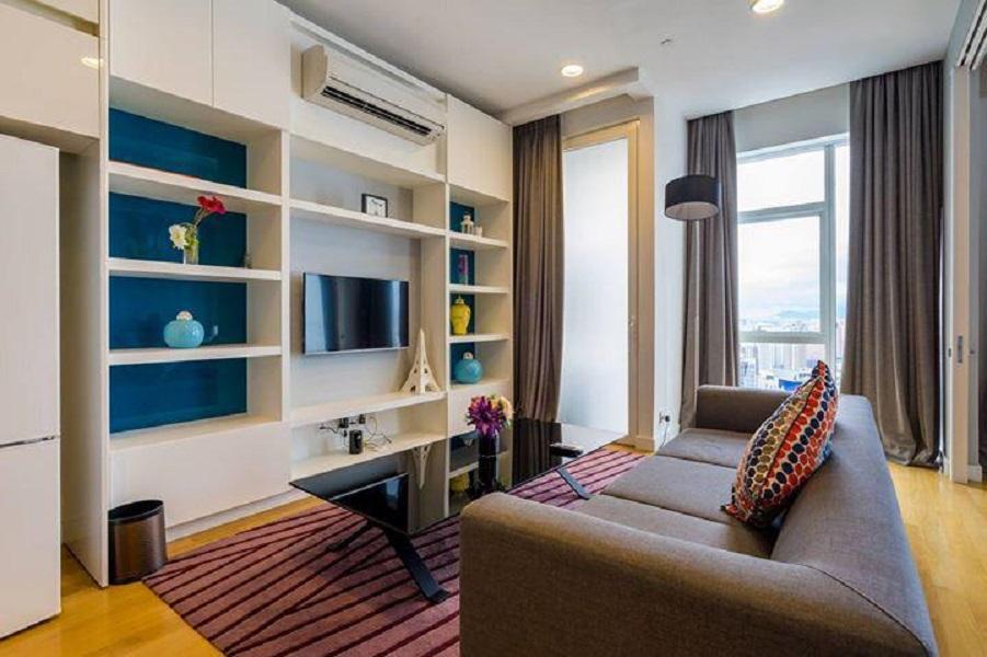 119   1 Bedroom Suite @ The Platinum Suites