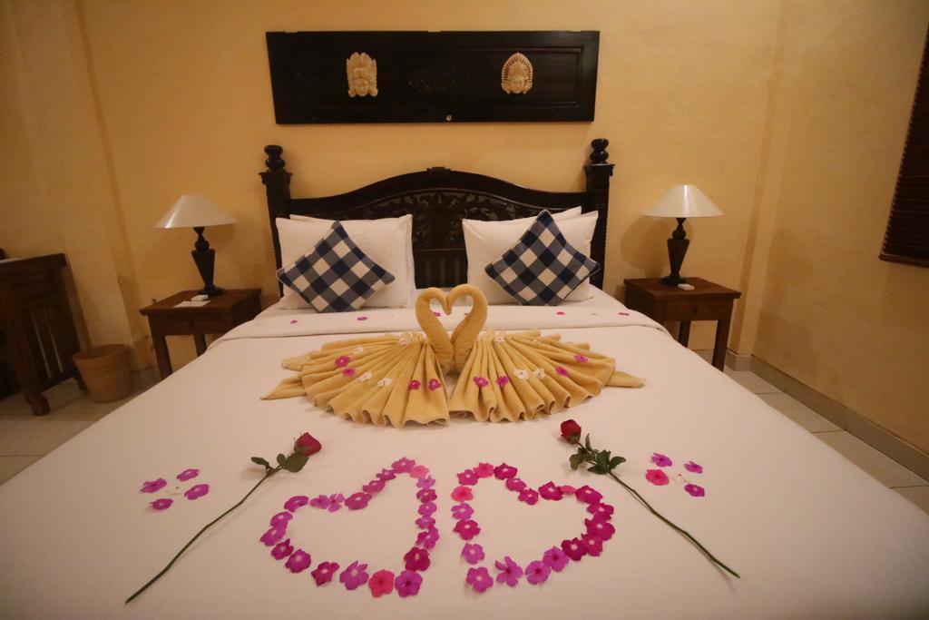 1 BR Superior Room+balcony+Brkfst @ 197 Ubud